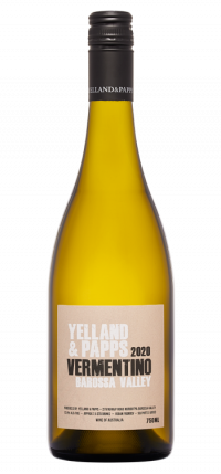 Yelland and Papps 2020 Vermentino bottle image