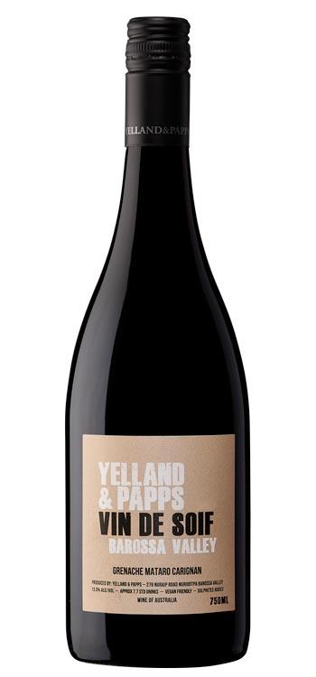 Yelland and Papps YP Vin de Soif