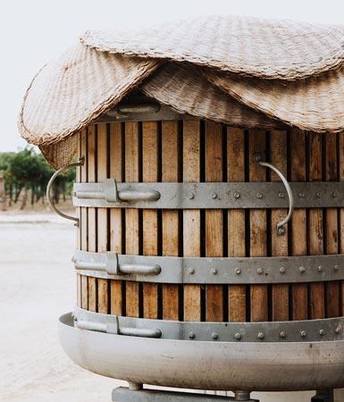 Yelland & Papps Barossa - Basket Press