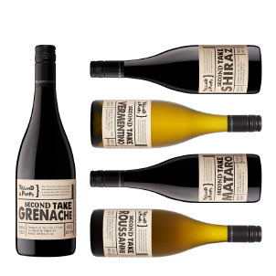 Yelland & Papps New release Second Take Wines